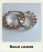 bague Laurier