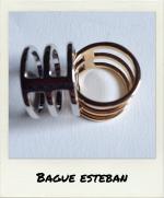 Bague Esteban
