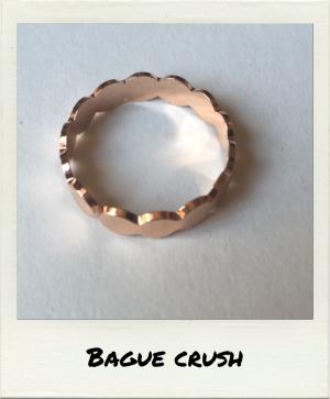 Bague Crush