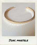 Jonc Martelé
