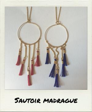 Sautoir Madrague